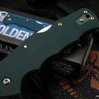 Нож Cold Steel Golden Eye Tanto Point 62QFGT