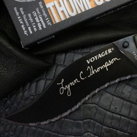 Нож Cold Steel Voyager Lynn Thompson Edition 29UXV